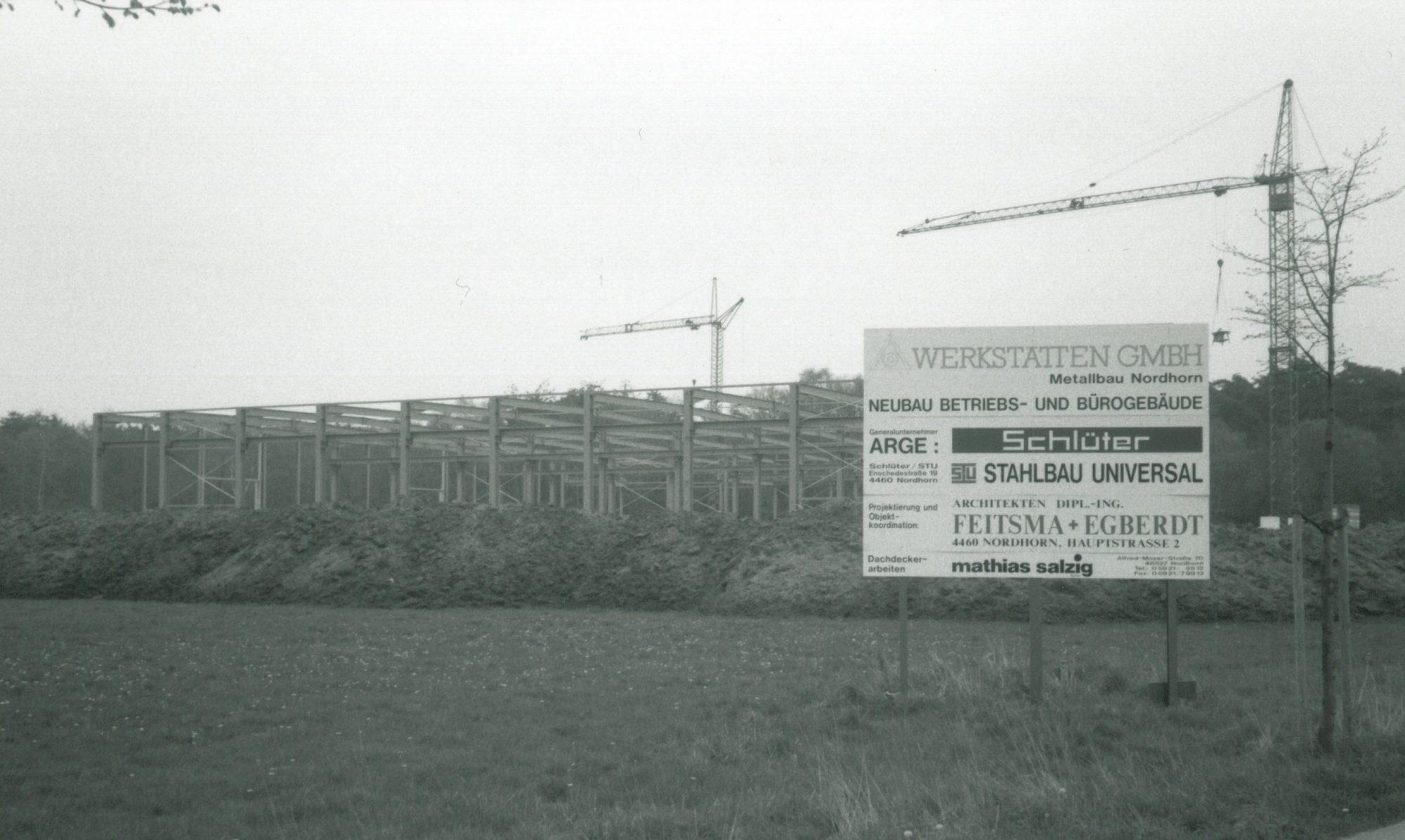 Neubau GIP 1993-94